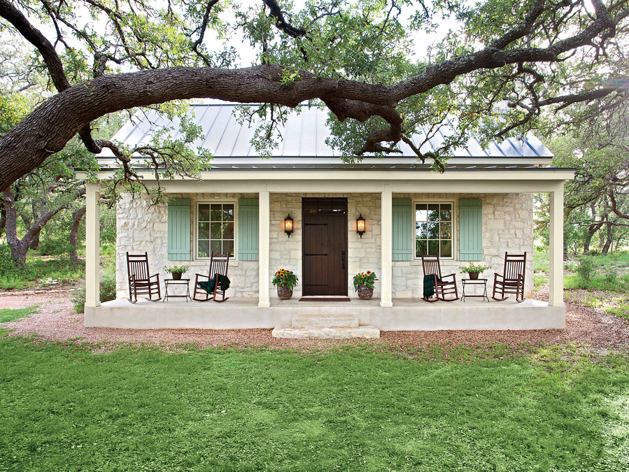 Texas Farmhouse