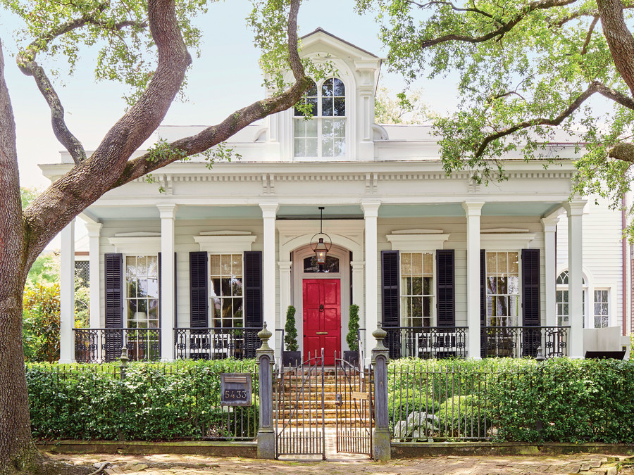Kaynor Home in New Orleans