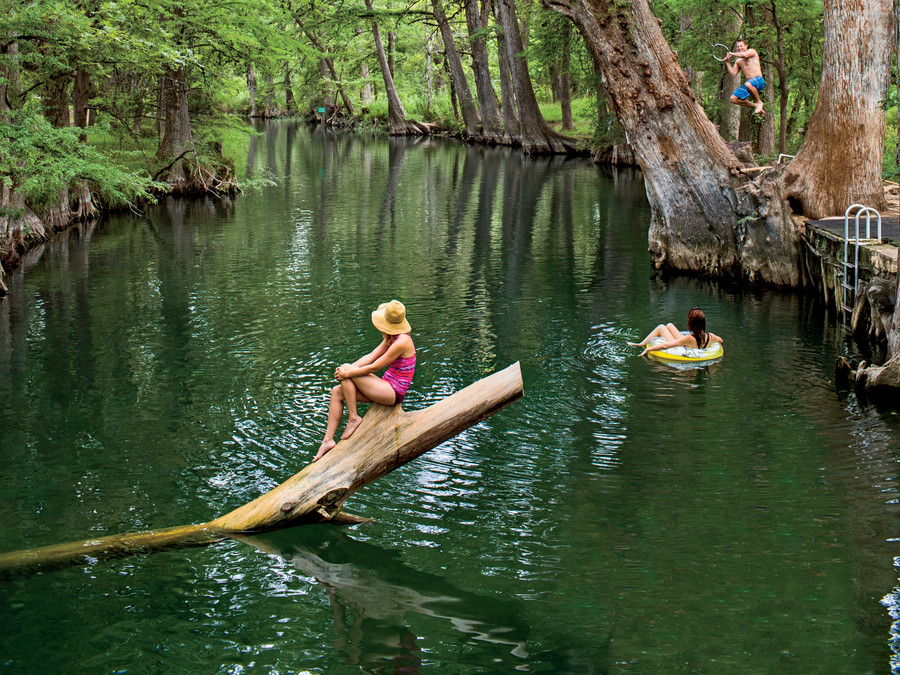 Why Wimberley Is Your New Favorite Texas Town Southern