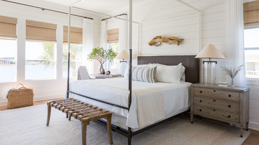 Texas Flanigan Makeover Bedroom After