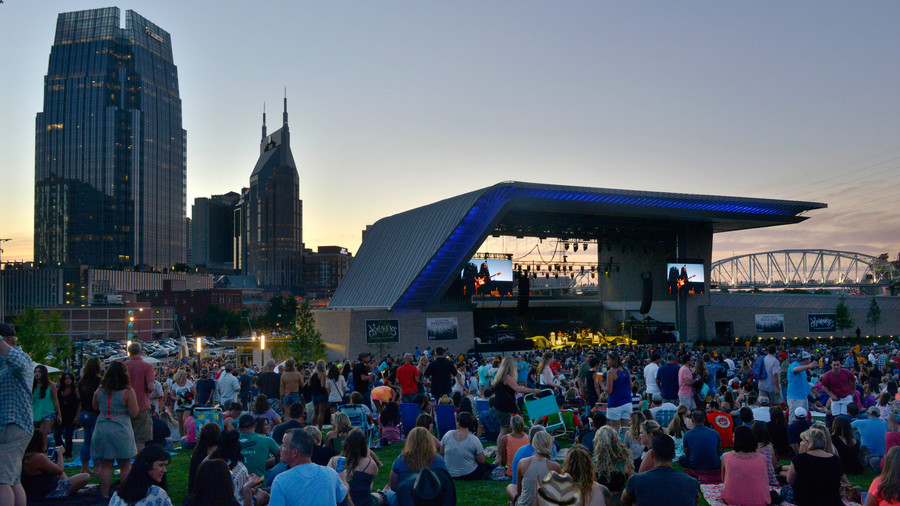35. Music City Is Playing Outside