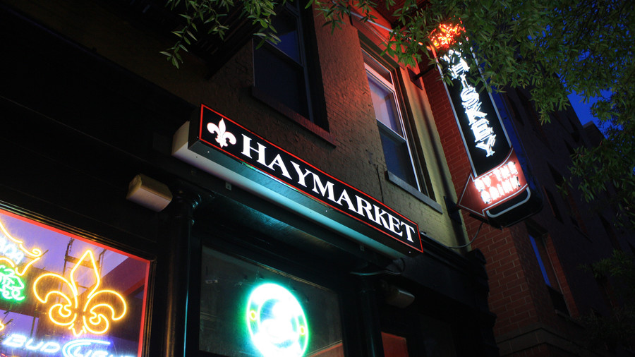 24. Haymarket Whiskey Bar