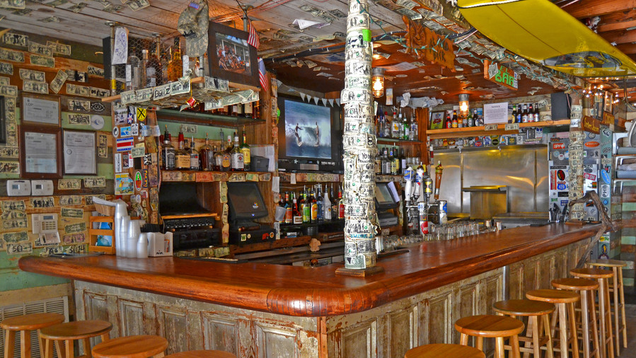 36. The Surf Bar Folly Beach