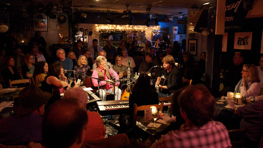 12. The Bluebird Cafe