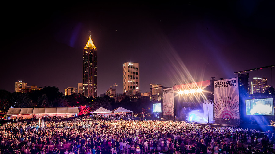 10. Shaky Knees