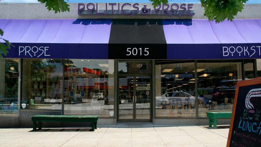 RX_Politics and Prose (Washington, D.C.)