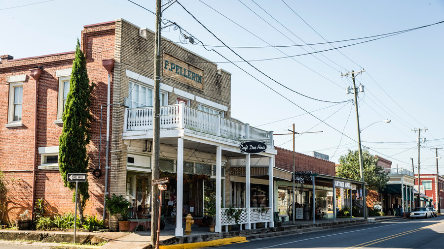 South S Best Small Towns Southern Living