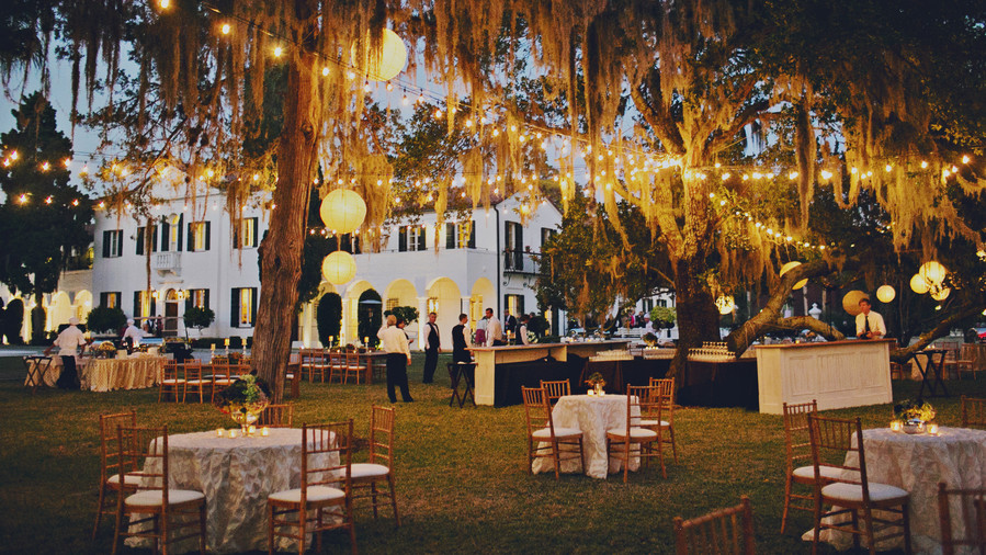 South 39 s best wedding venues southern living for Places to have a small wedding