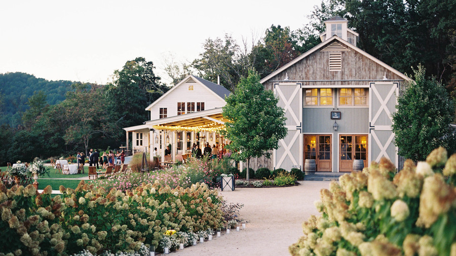 Pippin Hill Farm & Vineyards (North Garden, Virginia)