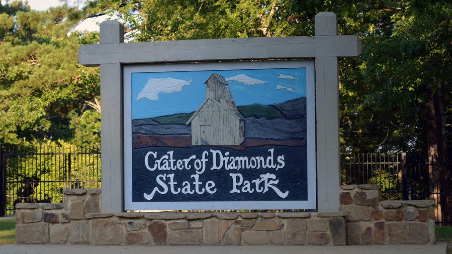 Crater of Diamonds (Arkansas)