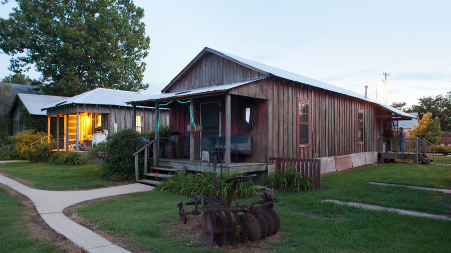 Shack Up Inn (Clarksdale, Mississippi)