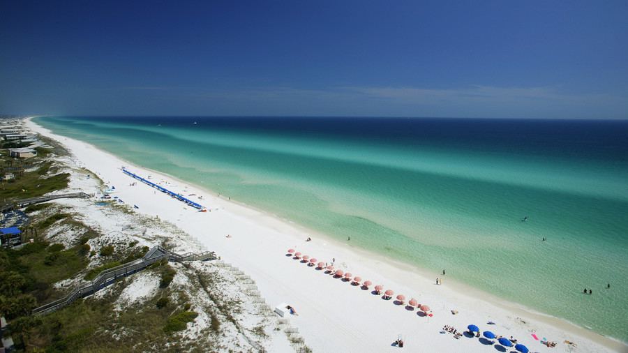 The south s best beaches southern living for Top florida beach towns