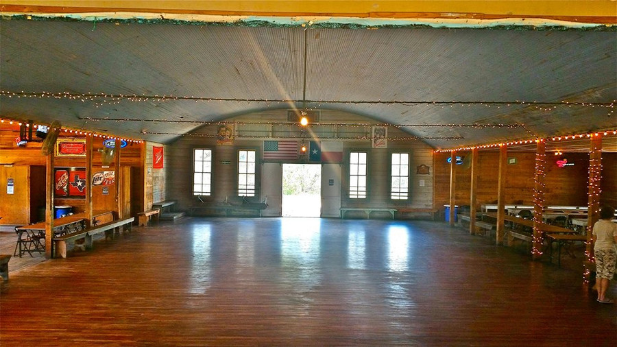 Twin Sisters Dance Hall (Blanco, Texas)