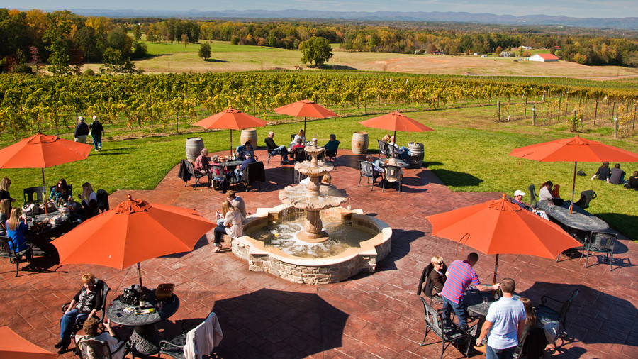 Raffaldini Vineyards & Winery (Ronda, North Carolina)