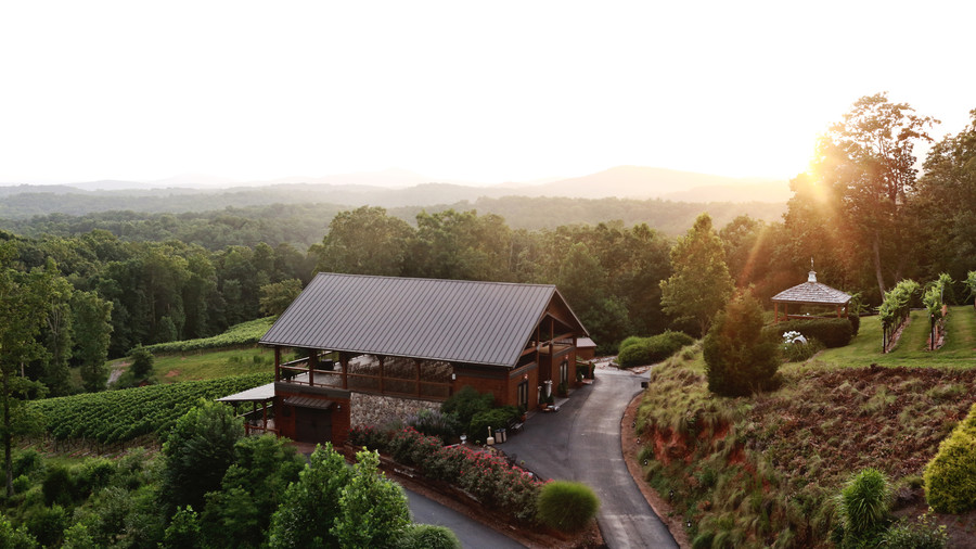 Wolf Mountain Vineyards & Winery (Dahlonega, Georgia)