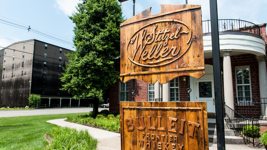 Stitzel-Weller Distillery (Shively, Kentucky)
