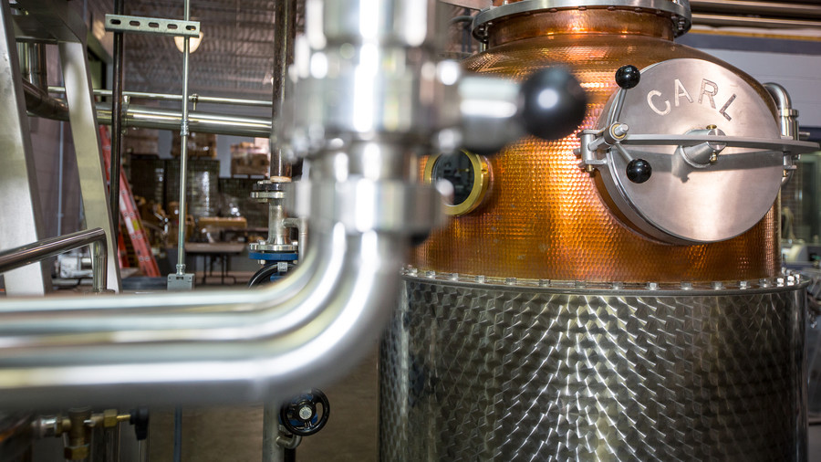 Top of the Hill Distillery (Chapel Hill, North Carolina)