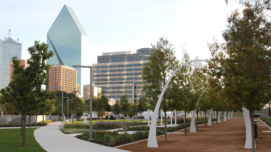Klyde Warren Park (Dallas, Texas)