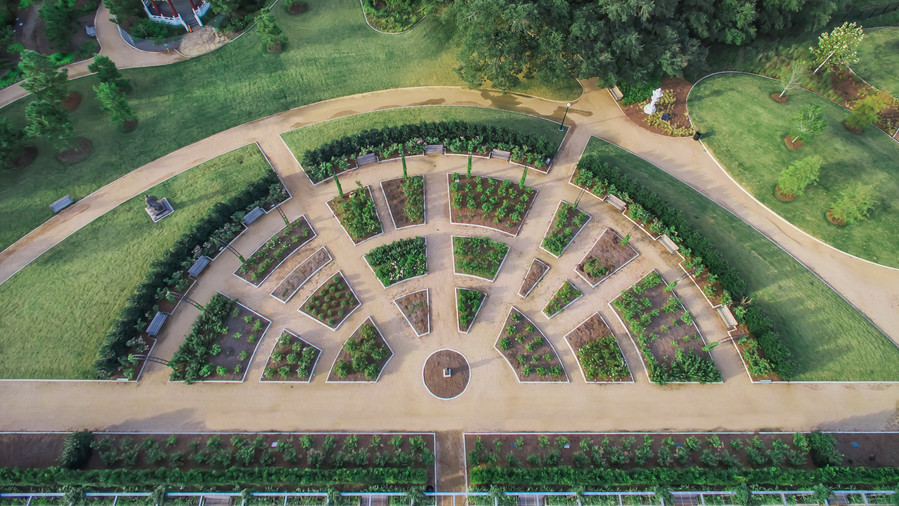 Best Parks and Gardens in the South - Southern Living