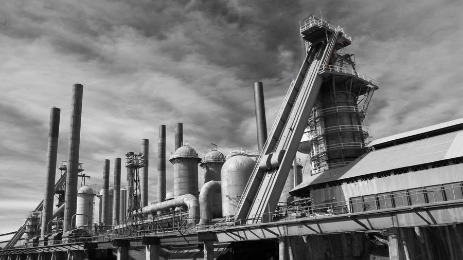 Most Haunted Places Sloss Furnaces