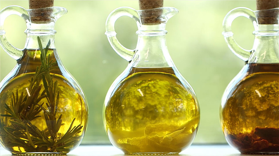 Infused Olive Oils