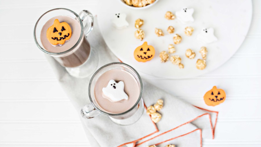 Witches' Brew Hot Chocolate
