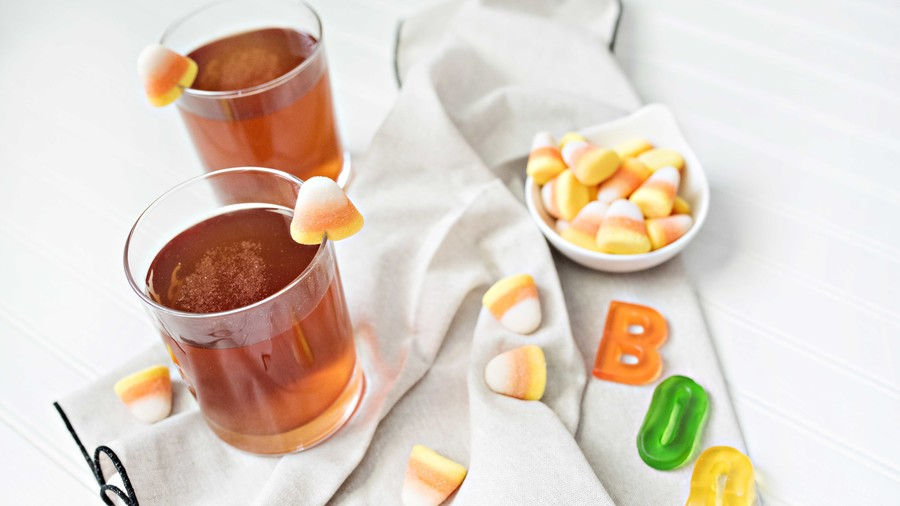 Drunken Rum Apple Cider