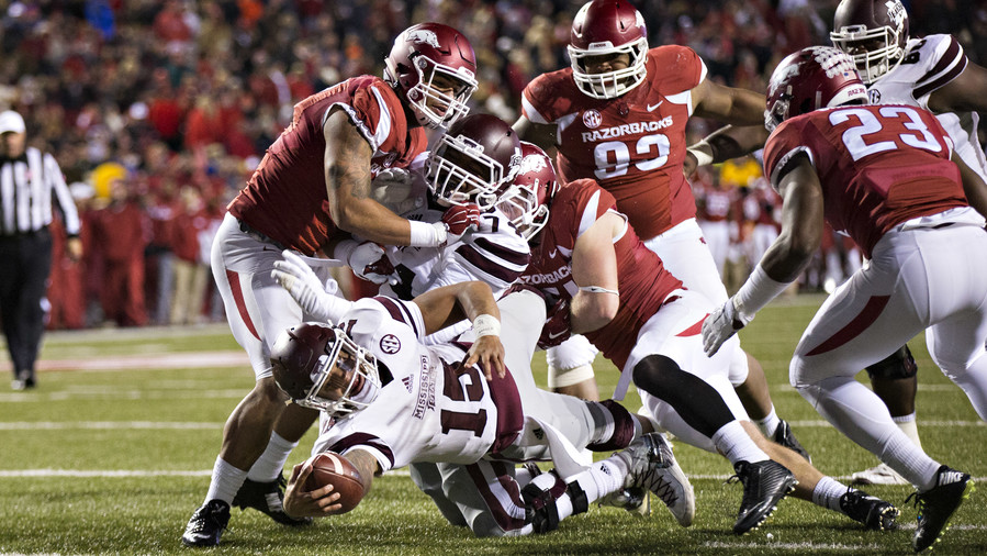 Week 12 Pick of the Week: Arkansas at Mississippi State