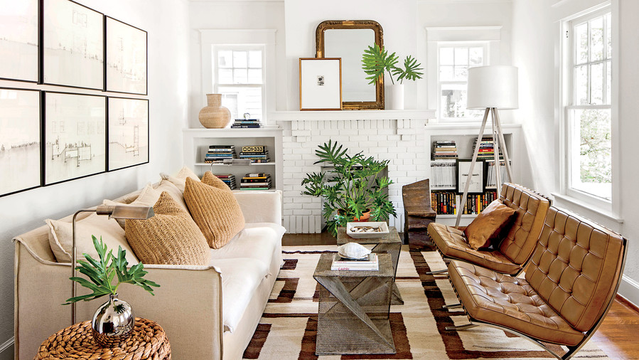 decorating mistakes that make your home look messy southern living