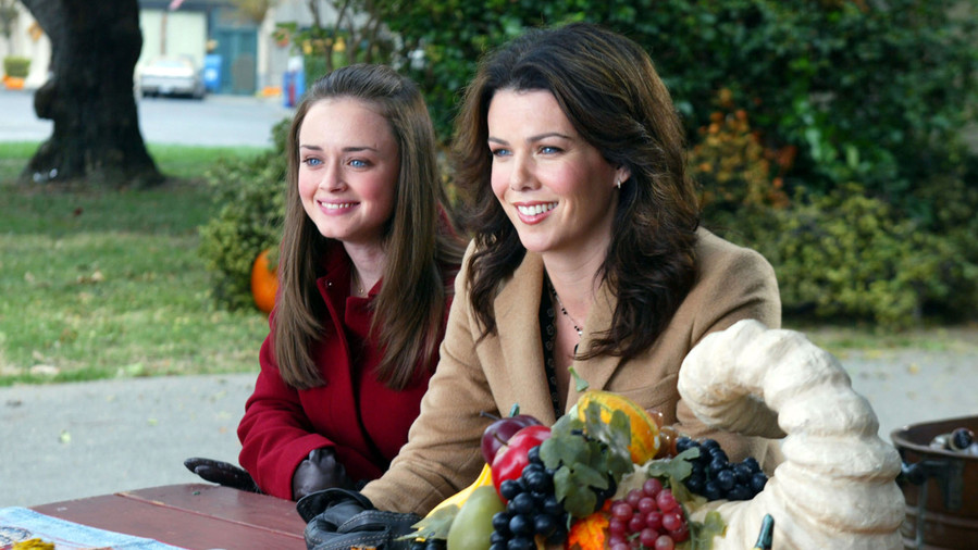 Real Simple Gilmore Girls