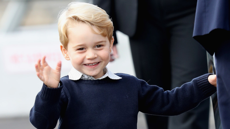 Prince George Full Name