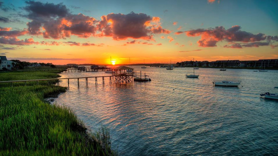 Folly Beach, South Carolina