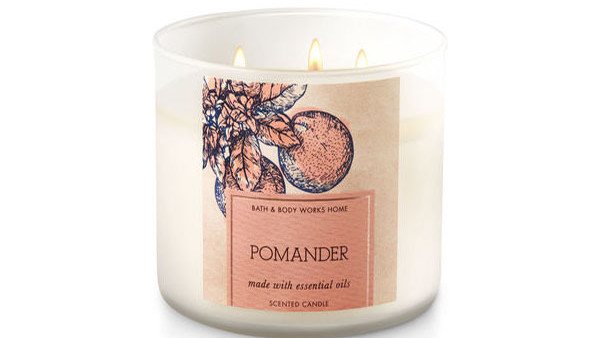 Pomander Bath & Body Works Candle