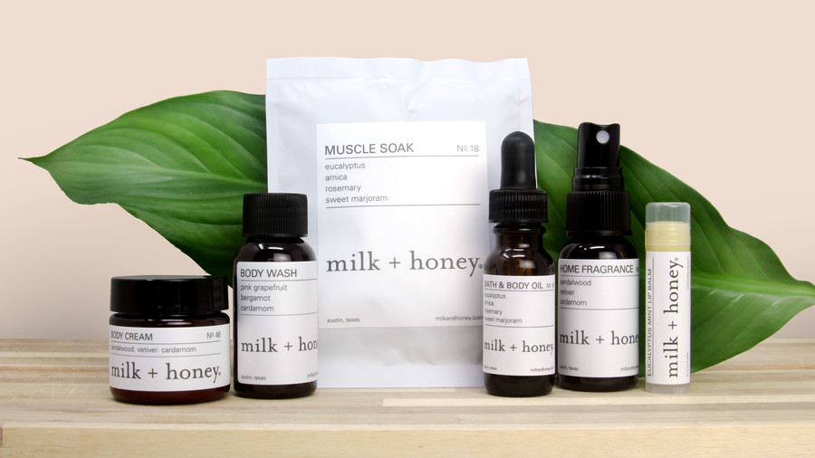 milk + honey The Mini Set