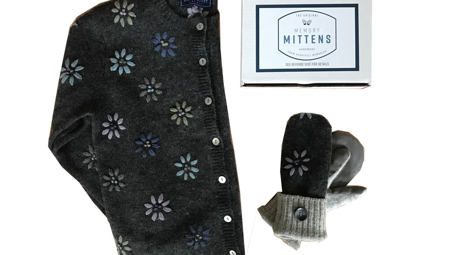 Jack & Mary Designs Memory Mittens