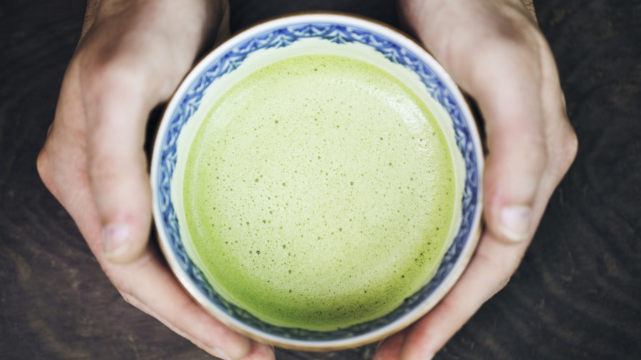 South Carolina: Matcha Tea