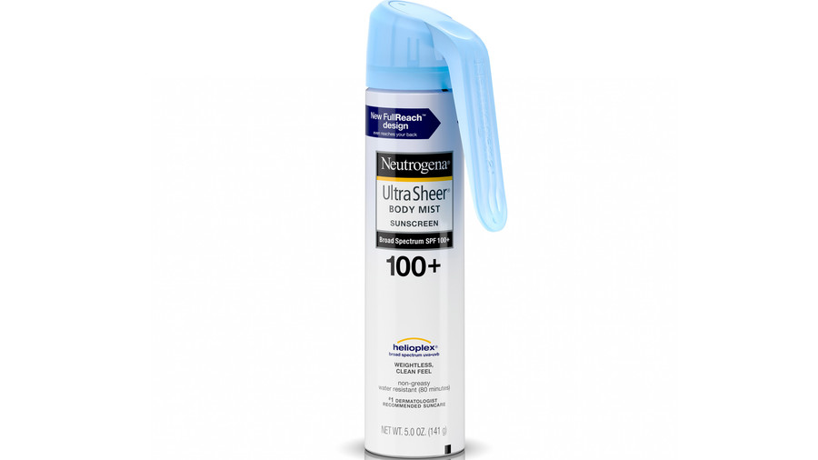 Neutrogena Ultra Sheer Lightweight Sunscreen Spray, SPF 100+