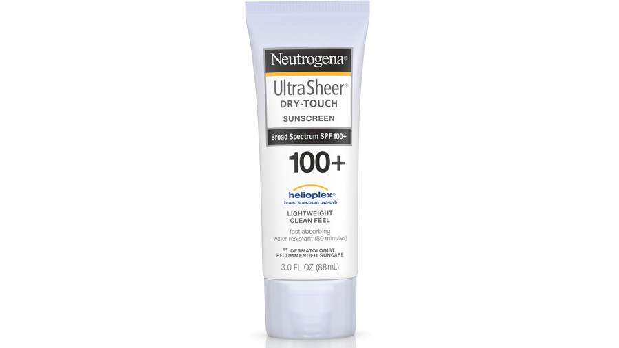 Neutrogena Ultra Sheer Dry Touch Water Resistant Sunscreen - SPF 100
