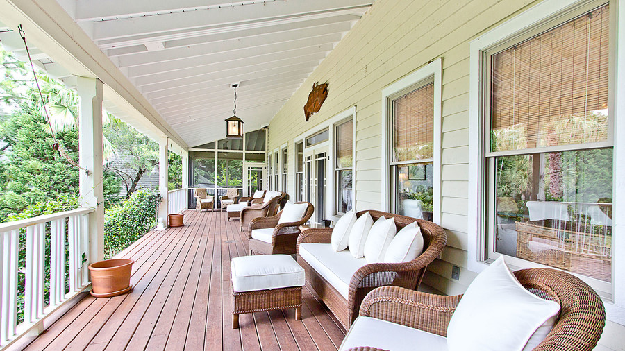 Lowcountry Back Porch