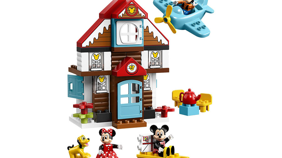 LEGO Disney Mickey's Vacation House