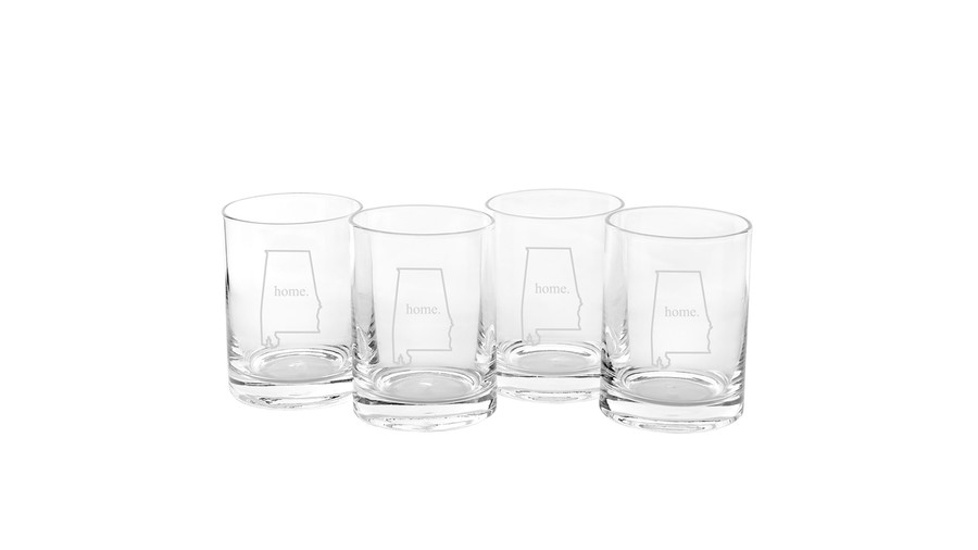 Cathy's Concepts Home State Glasses