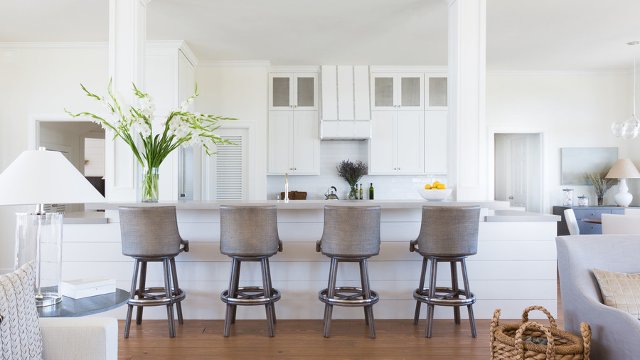 Texas Flanigan Makeover Kitchen After