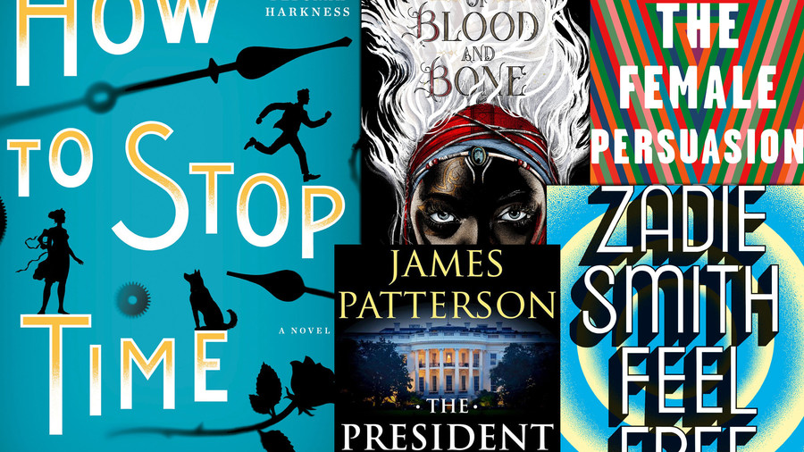 50 books we can't wait to read in 2018