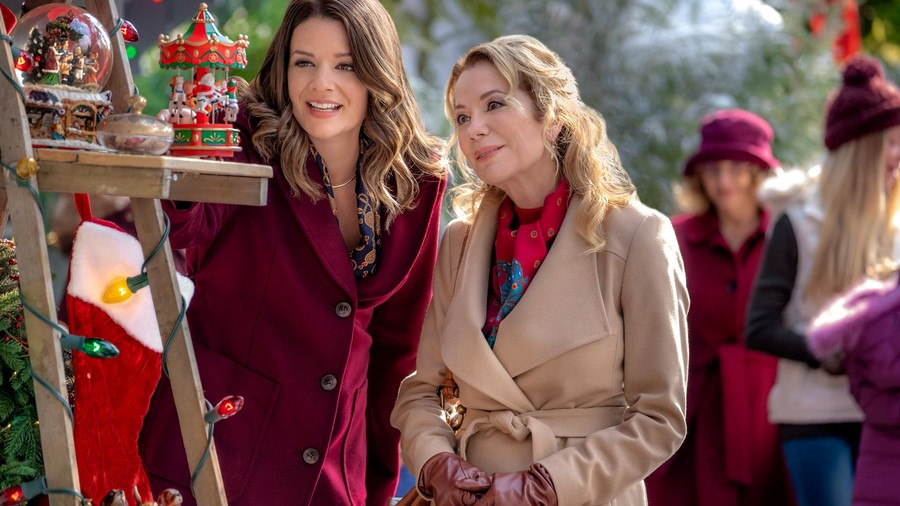 A Godwink Christmas (Nov. 18, 9 p.m. ET/PT on Hallmark Movies & Mysteries)