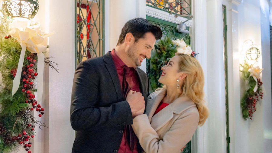 Christmas at Graceland (Nov. 17, 8 p.m. ET on Hallmark Channel)
