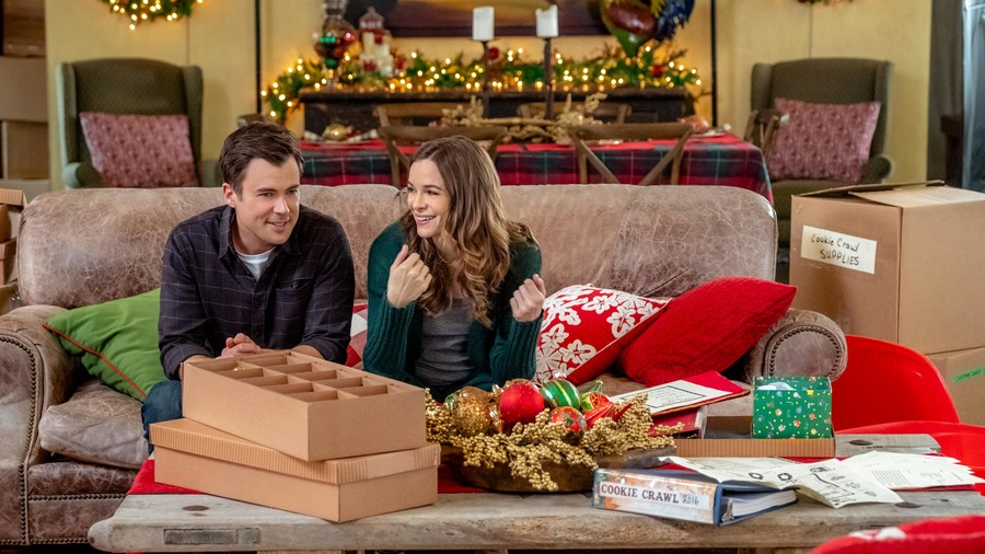 Christmas Joy (Nov. 20, 8 p.m. ET/PT on Hallmark Channel)