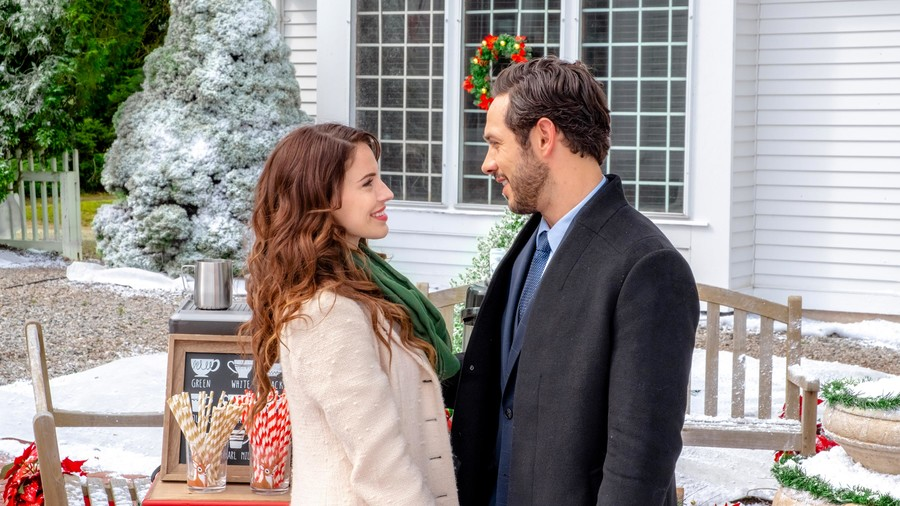 Christmas at Pemberley Manor (Nov. 22, 6 p.m. ET/PT on Hallmark Channel)