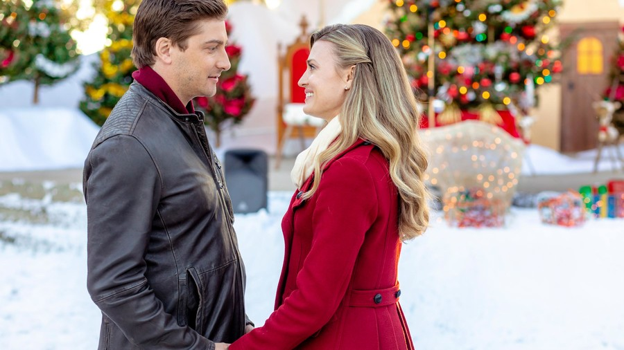 Christmas in Love (Nov. 15, 10 p.m. ET on Hallmark Channel)