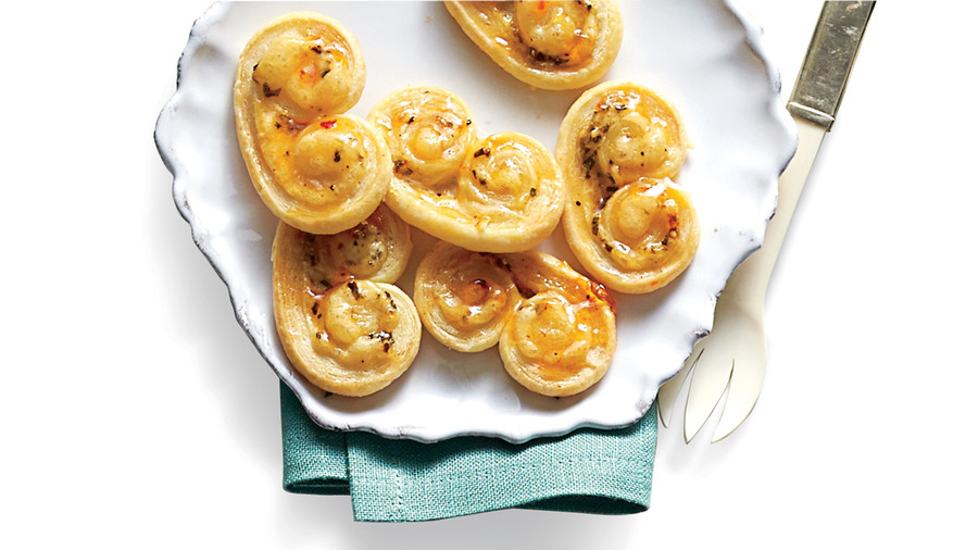 Pepper Jelly Palmiers