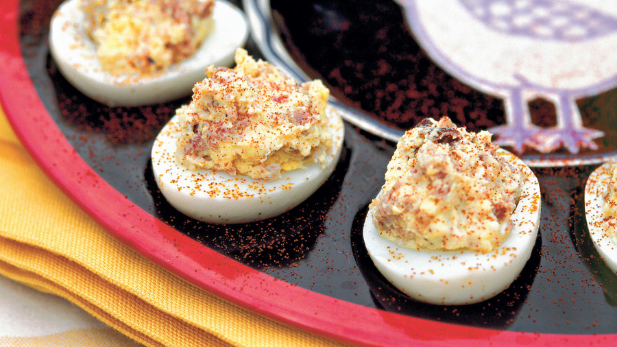 Fourth of July Recipes: Barbecue Deviled Eggs